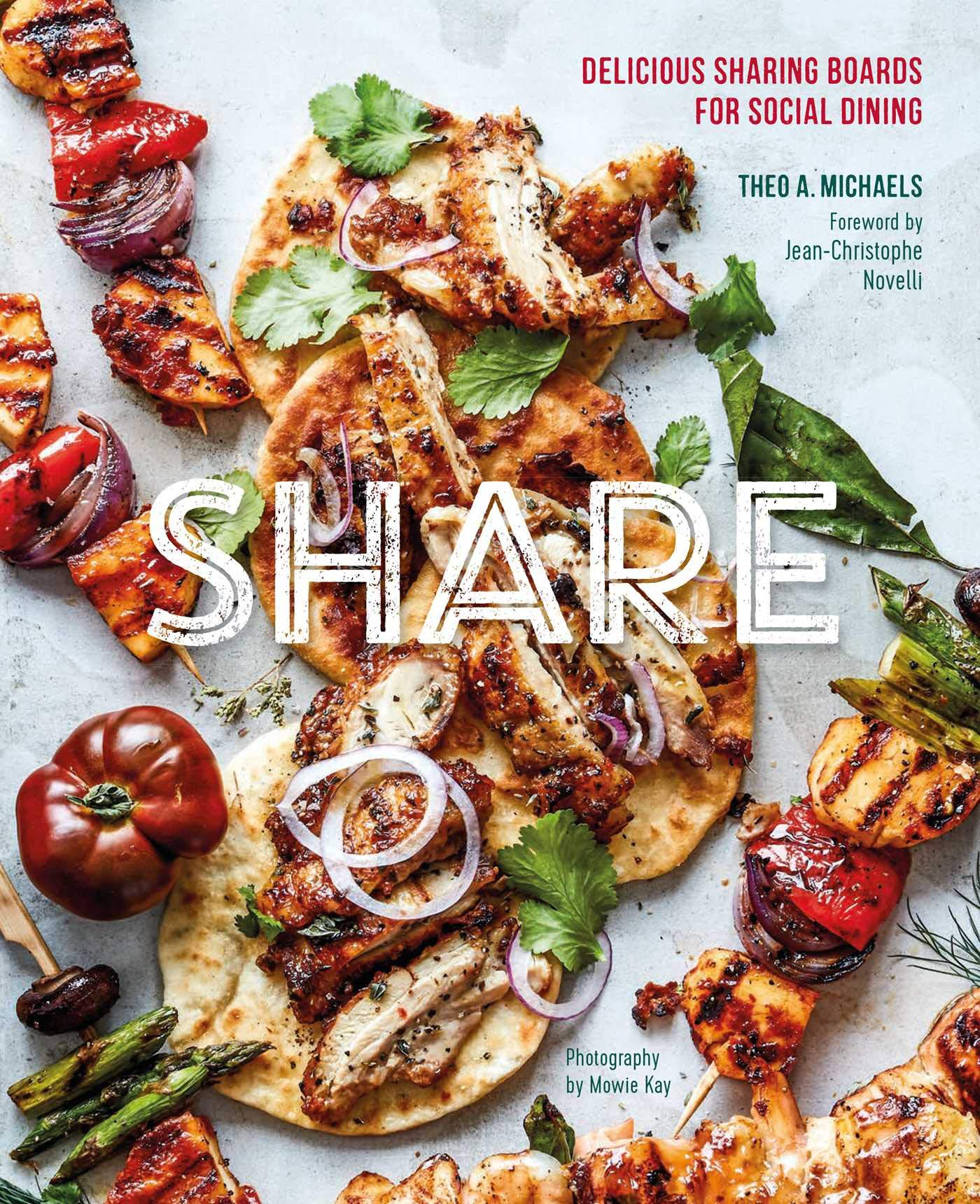 Share: Delicious Boards for Social Dining