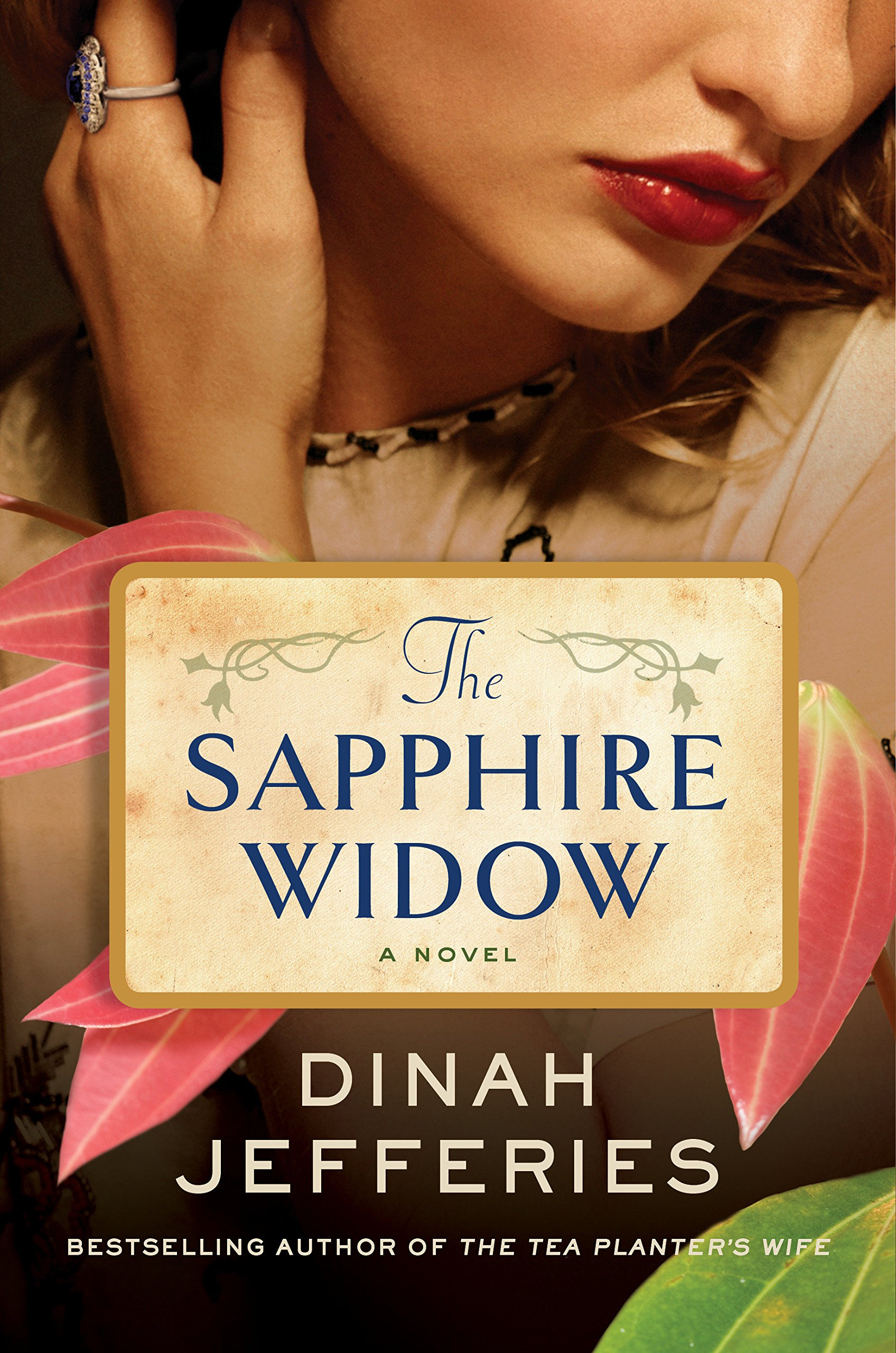 The Sapphire Widow: A Novel