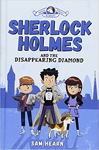 Sherlock Holmes and the Disappearing Diamond