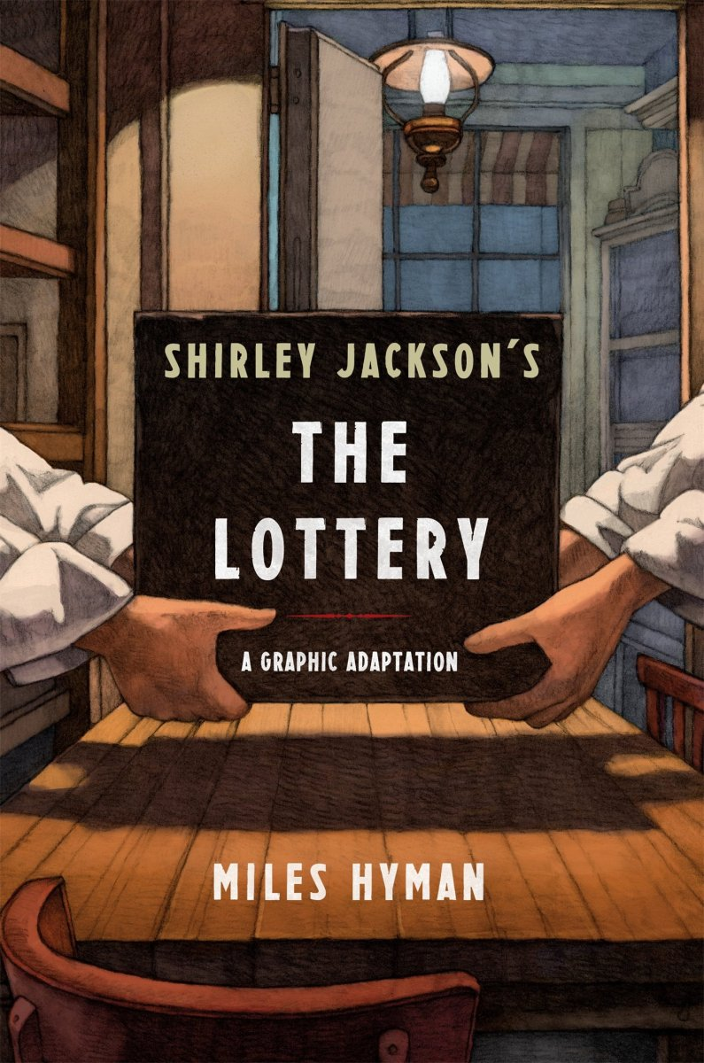 the natures of the barbaric ritual of lottery in the lottery a short story by shirley jackson Shirley jackson genre short story novel style realism barbaric act the lottery the lottery themes dual nature of humans/societies.