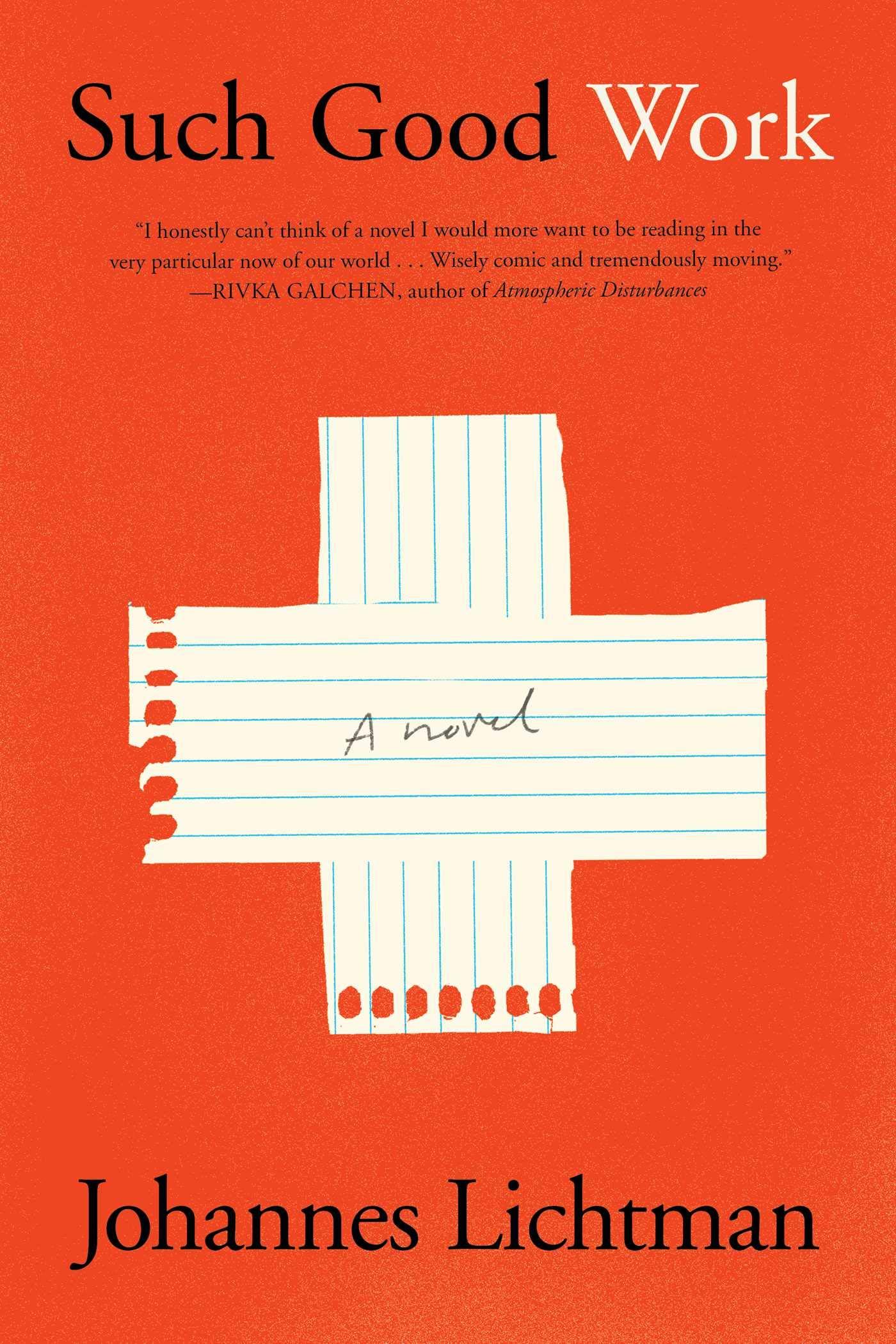 Such Good Work: A Novel