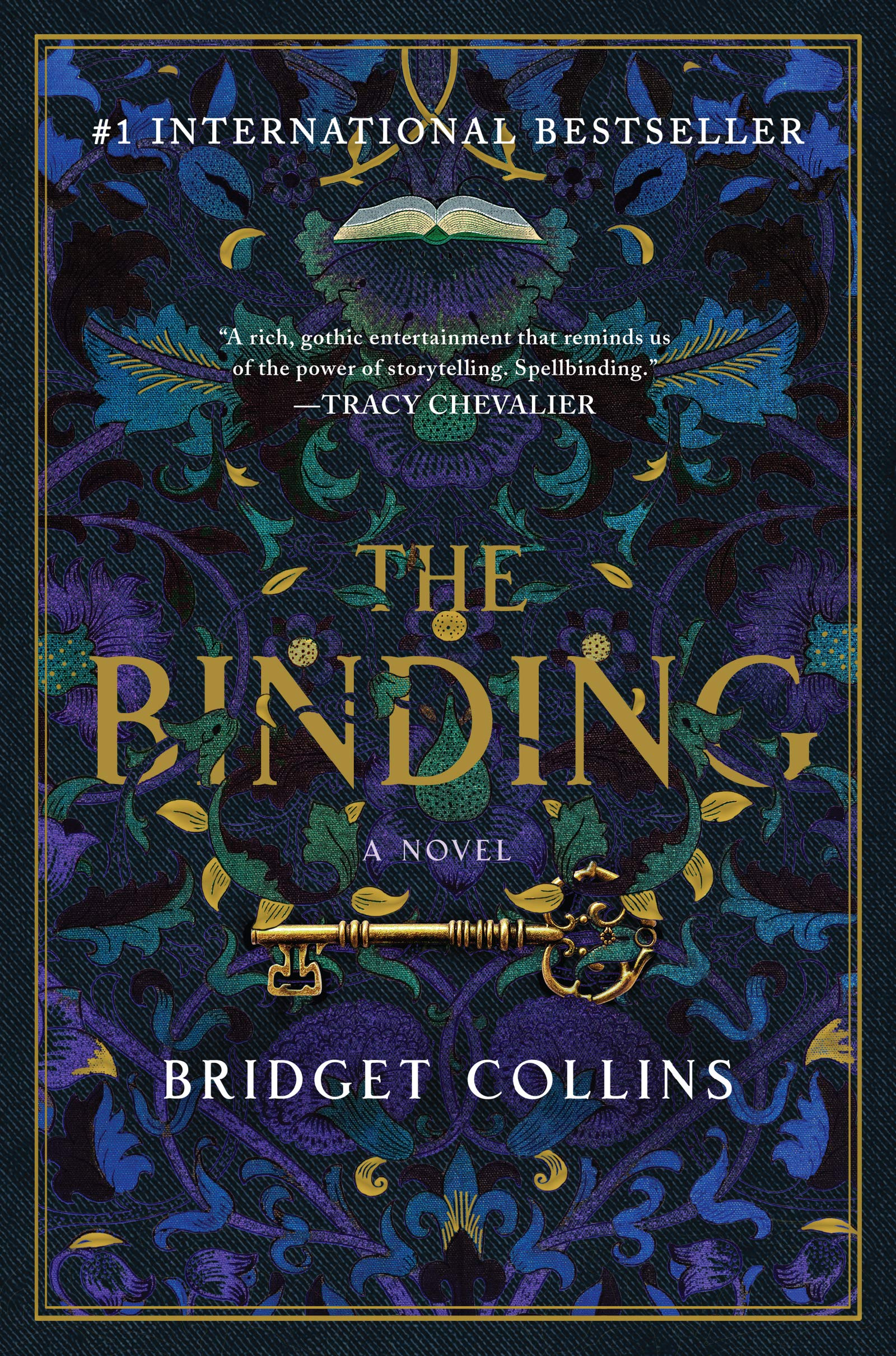 The Binding: A Novel