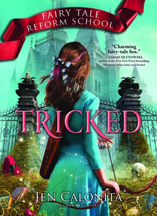 Tricked (Fairy Tale Reform School)