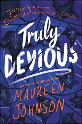 Truly Devious: A Mystery
