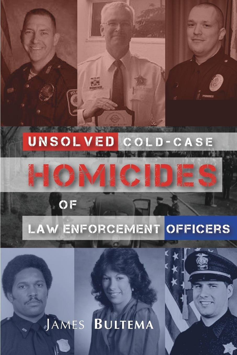 Unsolved: Cold-Case Homicides of Law Enforcement Officers