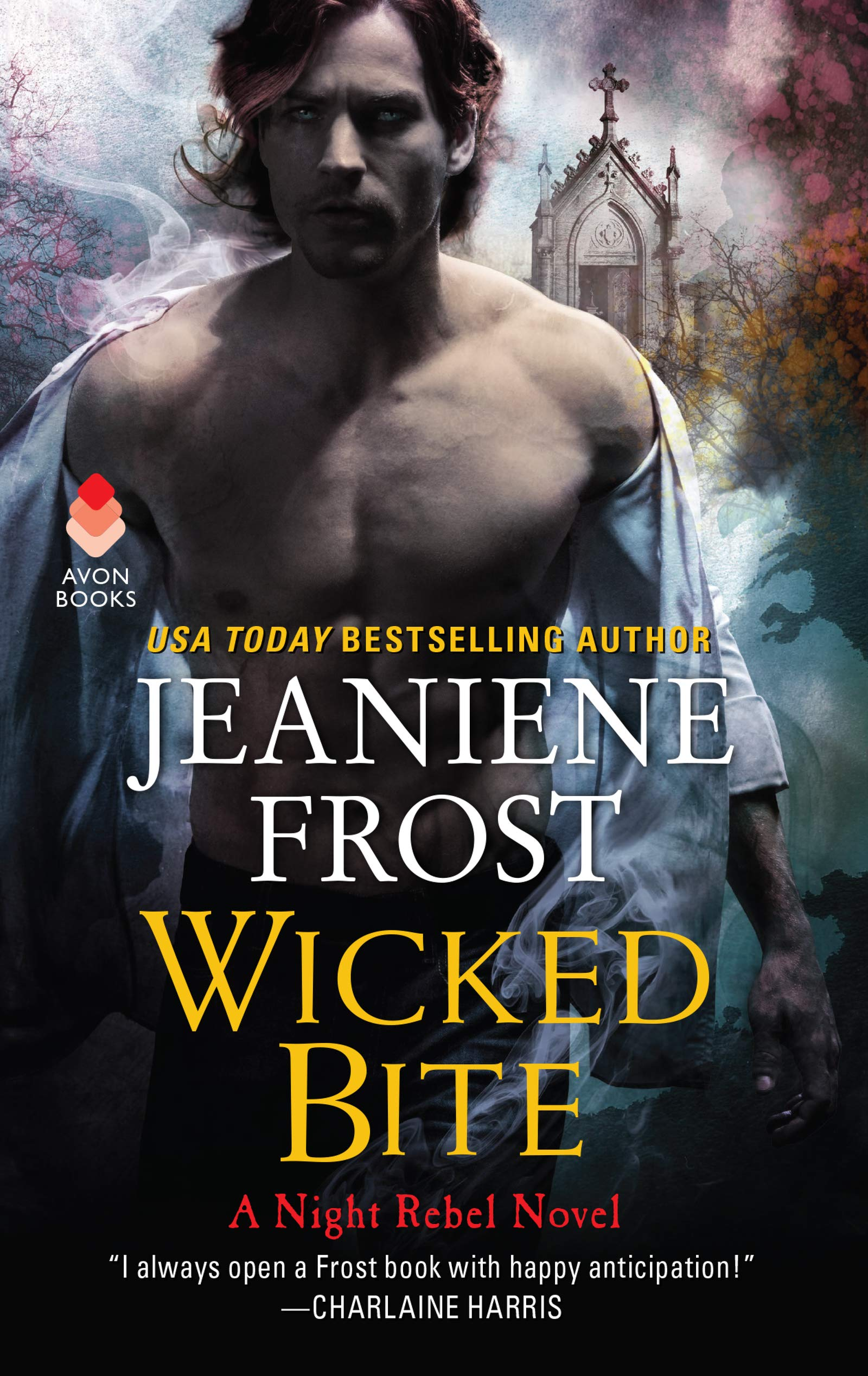 Wicked Bite: A Night Rebel Novel (#2)
