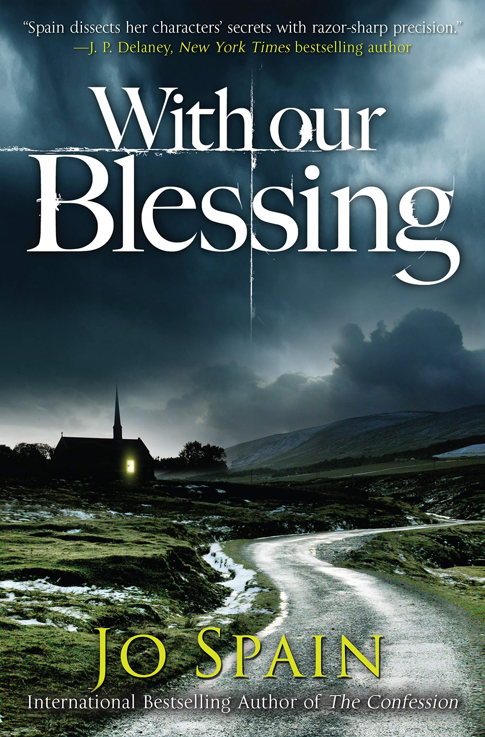 With Our Blessing: An Inspector Tom Reynolds Mystery