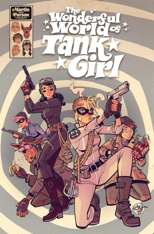 Tank Girl: The Wonderful World of Tank Girl
