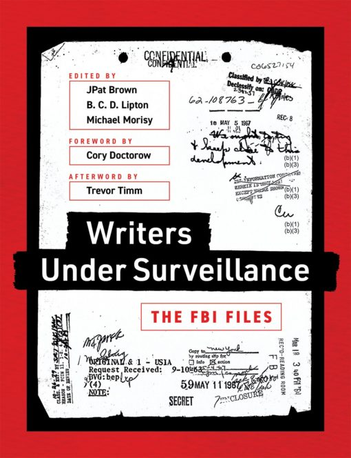 Writers under Surveillance: The FBI Files