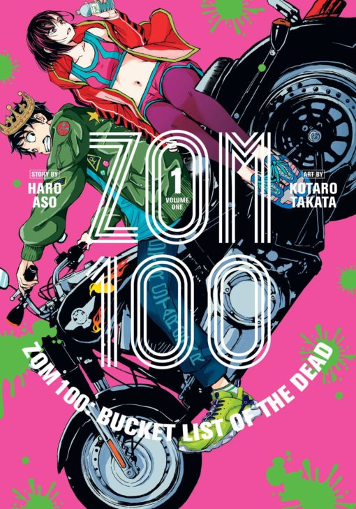 Zom 100: Bucket List of the Dead, Vol. 1 (1)